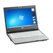 Fujitsu Lifebook S760 Notebook i5 2.4GHz 4GB 160GB WXGA Win 7 OHNE Laufwerk (Gebrauchte B-Ware)
