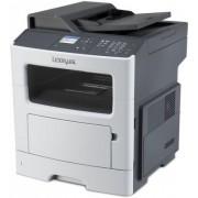 Multifunctional Lexmark MX310dn, laserjet alb-negru, A4, 33 ppm, Duplex, ADF, Retea