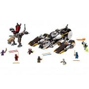 LEGO Avion invizibil pentru incursiuni (70595)