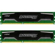 Kit Memorie Crucial Ballistix Sport 2x4GB DDR3 1600Mhz CL9 Dual Channel