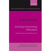 John Locke - An Essay Concerning Toleration by J.R. Milton