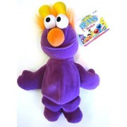 Sesame Street Beans Purple Honker Bean Bag Plush by Tyco