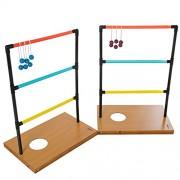 Triumph Sports USA Trio Toss: Ladder Toss, Bag Toss, and Washer Toss