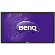 "Monitor Flat Panel LED Benq 70"" RP700+, Full HD, HDMI, 6 ms, VGA, Boxe (Negru)"