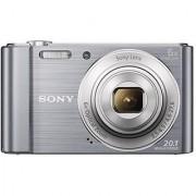 Sony CyberShot DSC-W810 Point Shoot Camera(Silver)