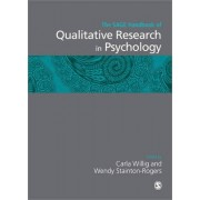 The SAGE Handbook of Qualitative Research in Psychology by Carla Willig