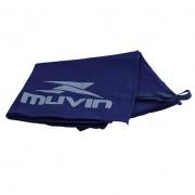 Toalha Esportiva de Microfibra 130x80cm - Azul