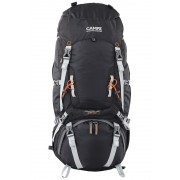 CAMPZ Mountain Pro Plecak 55+10L czarny Plecaki trekkingowe