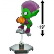 Green Goblin ~1.9 Mini-Figure + Stand: Marvel Minis Collect-a-Balls Series