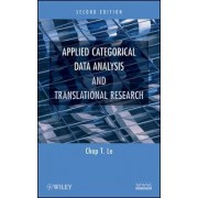 Applied Categorical Data Analysis and Translational Research by Chap T. Le