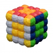Colorful Ball Rubik Cube Puzzle Toy