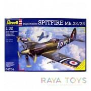 Revell Supermarine SPITFIRE Mk.22/24 модел военен самолет - модел за сглобяване