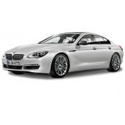 Miniatura BMW Seria 6 F06 1:18 Mineral White