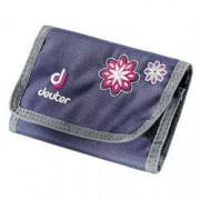 Blueberry deuter Geldbörse Wallet Blueberry Flower