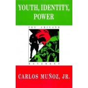 Youth, Identity, Power by Jr. Carlos Munoz
