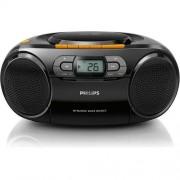 CD Audio System, Philips AZ328, 2W RMS