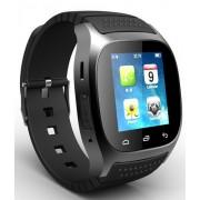 Bluetooth M26 Smart Touch Screen Watch Wrist Black
