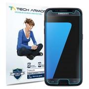 Tech Armor SP-AGF-SAM-GS7-3 Anti-Glare/Anti-Fingerprint Screen Protector for Samsung Galaxy S7 (Pack of 3)