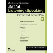 Skillful 3 (Upper Intermediate) Listening and Speaking Teacher's Book with Digital Student's Book & Online Practice by Steve Gershon