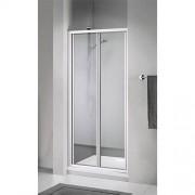 Douchedeur Sealskin Get Wet 110 Pendeldeur 90x190cm Wit Helder Glas