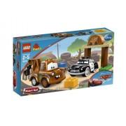 LEGO DUPLO Cars Mater's Yard 5814