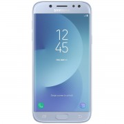 Telefon mobil Samsung Galaxy J7 (2017) Dual Sim Silver Blue