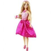 Barbie Happy Birthday Doll Multi Color