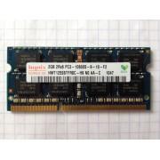 MEMOIRE HYNIX DDR3 / 2GB 2Rx8 PC3 - 10600S - 9 - 10 - F2 / HMT125S6TFR8C-H9 N0 AA - C