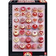 Educa 15550 1000 - Cupcakes