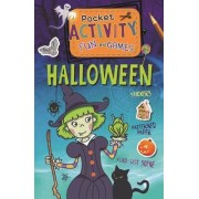 Halloween Pocket Activity Fun and Games by Moira Butterfield