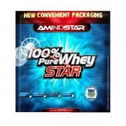 100% pure whey star bag 2000 g jahoda AminoStar