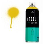 Spray Nou Colors 400ml Amarelo Medio