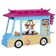 Jucarie My Little Pony EG Minis Sunset Shimmer Sushi Playset