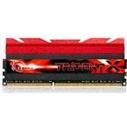 G.Skill 16 GB DDR3-RAM - 1600MHz - (F3-1600C7D-16GTX) G.Skill TridentX Kit CL7