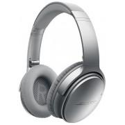 Casti Stereo BOSE QC35 QuietComfort, Bluetooth (Argintiu)