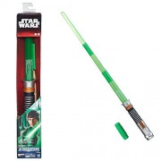 Star Wars Luke Skywalker Electronic Light Saber w/ Lights & Sound Hasbro Bladebuilders