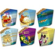 Oxford Reading Tree: Levels 8-9: Glow-Worms: Class Pack (36 Books, 6 of Each Title) by John Foster
