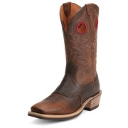 Ariat Roughstock Boots - 12 - Brown - 10012788