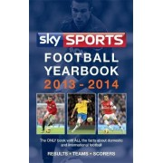 Sky Sports Football Yearbook 2013-2014 by Jack Rollin