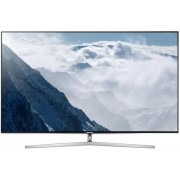 "Televizor LED Samsung 125 cm (49"") UE49KS8002T, Ultra HD 4K, Smart TV, WiFi, CI+ + Lantisor placat cu aur si argint + Cartela SIM Orange PrePay, 6 euro credit, 4 GB internet 4G, 2,000 minute nationale si internationale fix sau SMS nationale din care 300 m"
