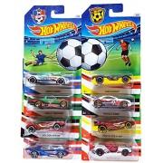 Hot Wheels - fútbol 2016 Collection Full 8-Car set