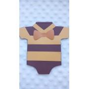 Invitatie de botez Baby Boy Polo