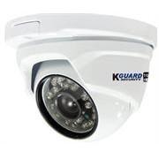 KGuard DA812FPK 1080P IR-LED Dome Camera - 2 Mega