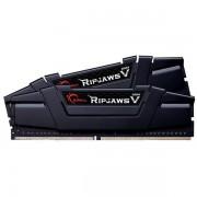 Mémoire RAM G.Skill RipJaws 5 Series Noir 8 Go (2x 4 Go) DDR4 4000 MHz CL19 - F4-4000C19D-8GVK