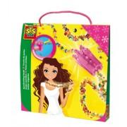 SES Creative Spool Knitting Bead Jewelry Kit