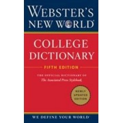 Webster's New World College Dictionary by Webster's New World Dictionaries