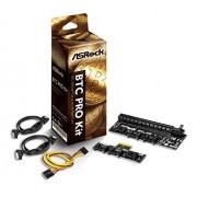 ASRock Mod Zub BTC PRO Kit, Scheda Madre, Nero