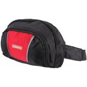 Ledvinka Loap WAIST BAG černo-červená
