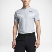 Мужская рубашка-поло для гольфа с облегающим кроем Nike Zonal Cooling