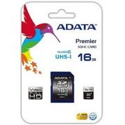 ADATA Premier 16GB SDHC UHS-I U1 Memory Card (ASDH16GUICL10-R)